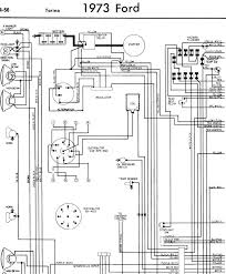 i have a 1973 ford ranchero it has a 351 cleveland i try to here is a typical 73 ford wiring diagram