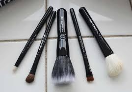 mac makeup brush collection