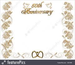 006 50th Anniversary Invitation Template Ideas Top Wedding