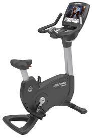 life fitness platinum club series upright lifecycle