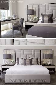 Amazing Cushion Headboard Bed 25 Best Ideas About Grey Upholstered ... & Amazing Cushion Headboard Bed 25 Best Ideas About Grey Upholstered  Headboards On Pinterest Adamdwight.com