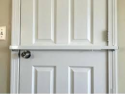commercial door security bar. Exellent Commercial Security Bars For Doors Door Bar Pro Model Steel Inch  Wide   Throughout Commercial Door Security Bar K
