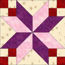 50 States- Kentucky Free Star Quilt Block Pattern & kentucky.jpg Adamdwight.com