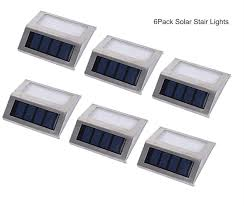 Solar Powered Outdoor Lights For Steps Cheap Solar Step Light Find Solar Step Light Deals On Line