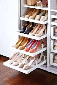 closet shoe storage ideas shoes storage amazing of closet shoe rack ideas best storage inside plan