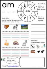 Cvc words always contain a consonant, vowel, and a consonant. Cvc Worksheets Printable Worksheets Easyteaching Net