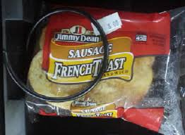 Toast Vending Machine Interesting Jimmy Dean Sausage French Toast Sandwich Vending Machine Gross Items