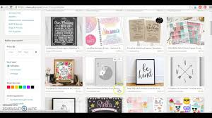 how to sell printables on etsy