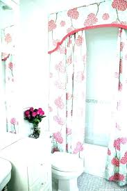 tie back shower curtains shower curtains with valance and tiebacks posh shower curtains with valance and tie back shower curtains