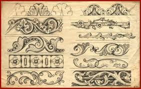 Wood Carving Patterns Custom Wood Carving Patterns Let's Get Creative Pinterest Wood