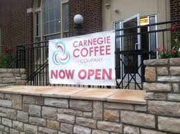 The owners are also active in the community and have participated in several local events. Carnegie Coffee Opens In Old Post Office Chartiers Valley Pa Patch