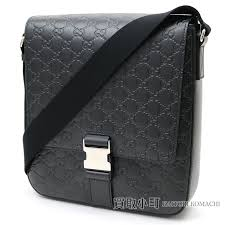 gucci bags mens. take a gucci signature leather messenger bag black calfskin men crossbody shoulder slant; bags mens