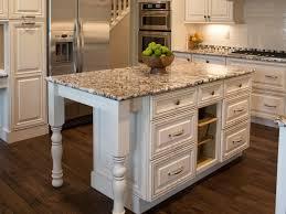 granite kitchen islands