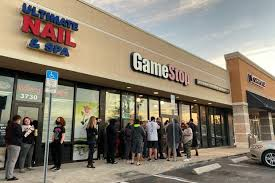 The latest closing stock price for gamestop as of february 11, 2021 is 51.10. Gamestop Stock Jumps To New Record Wsj
