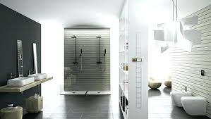 standing shower ideas modern white bathroom ideas double free standing shower and white wooden ceiling to standing shower ideas