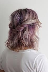تسريحات شعر مميزة لصاحبات الشعر القصير