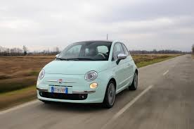 Light Green Fiat 500 For Sale Fiat 500 Automatic Review Auto Express