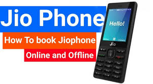 Image result for IMAGE OF JIO PHONE