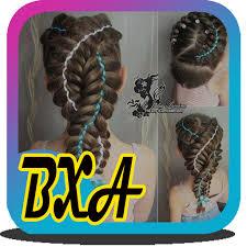 Diy Hair Braid For Kid Aplikácie V Službe Google Play