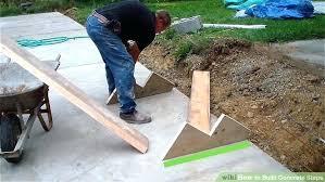 Diy concrete step Porch Diy Concrete Step Concrete Steps Image Titled Build Concrete Steps Step Building Stone Steps Into Padroneinfo Diy Concrete Step Concrete Steps Image Titled Build Concrete Steps