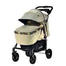 <b>Прогулочная коляска Everflo Safari</b> E-230 Luxe - Купить в Москве