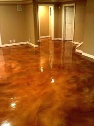 Painting Basement Floor Ideas New Inspiration