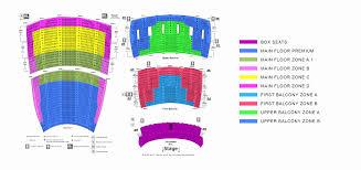 Veritable Lyric Opera House Chicago Seating Chart Modell