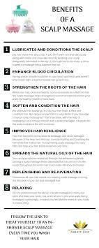 There Are So Many Benefits To A Head Massage With Our Scalp