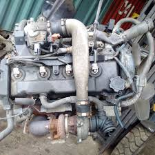 Toyota D4D 2.5TD diesel engine and gearbox for TOYOTA Hilux 4x4 ...