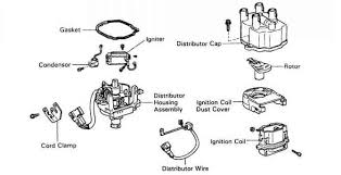 4afe distributor wiring diagram 4afe image wiring igniter and pick up coils for toyota 4a fe distributors toyota on 4afe distributor wiring diagram