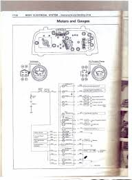 1983 sr5 gauge swap 1980 Toyota Pickup Wiring Diagram so you look at what each wire in the gauges does and find the number on the diagram i then cut the plugs off & labled the wires 1980 toyota pickup wiring diagram fuse box