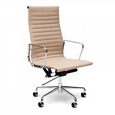 beige desk chair. Simple Beige Iconic Designs Beige Ribbed Office Chair With Desk X