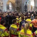 Münster trauert nach tödlicher Fahrt mit Campingbus