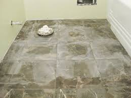 during grouting the grout is smeared all over the surface and some of the liquid containing cement water polymers and pigments can be forced into these