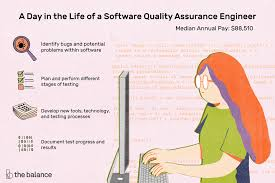 Him Chart Analyst Job Description Software Quality Assurance Qa Engineer Job Description