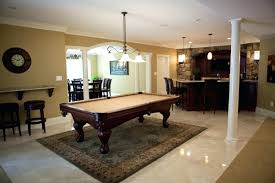 rec room furniture and games. Decoration: This Basement Rec Room Has A Beautiful Bar And Pool Table Games For Furniture