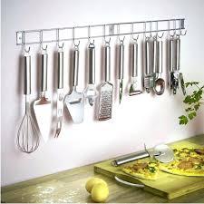 kitchen utensils racks 8 hooks