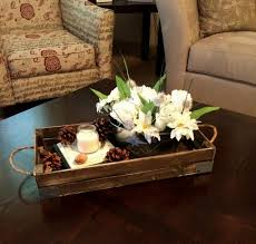 How To Decorate A Coffee Table Tray best of coffee table tray decor ideas Home Decoration Ideas 25