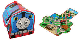 thomas carry case playmat