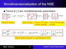 9 nondimensionalization