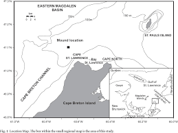 Carbonate Blocks Found In Muddy Sediment Off Cape Breton Island ...