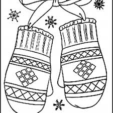 Small Picture Best Winter Coloring Pages Printable Ideas New Printable
