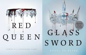 aveyard after what felt like ages but was really only 364 days gl sword finally followed red queen into the world and is now gracing our bookshelves