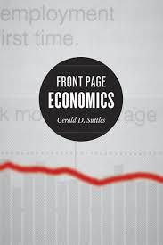 Front Page Economics Suttles Jacobs