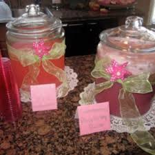 Love The Tulle Under The Punch Bowl Great Idea For A Girlu0027s Baby Punch For Girl Baby Shower