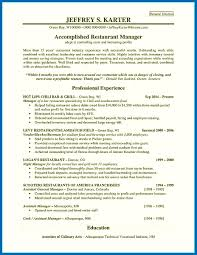 Restaurant Bar Manager Resume Examples Manager Resume Skills Emberskyme 22