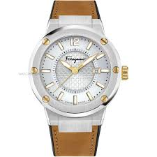 "men s salvatore ferragamo f 80 watch fif080016 watch shop comâ""¢ mens salvatore ferragamo f 80 watch fif080016"