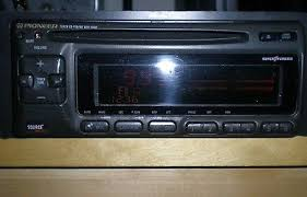 vintage pioneer deh 40dh cd player w wiring harness what s it worth vintage pioneer deh 40dh cd player w wiring harness