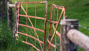 farm fence gate. Unique Gate Sometimes The Farm Fence Or Gate Needs Repair Here Are Six Costeffective  And Easy Fixes For Fences And Gates On Farm To Farm Fence Gate O