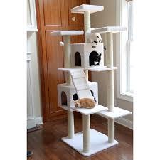 Armarkat Cat Tree Pet Furniture 77 in Condo Scratcher B7701